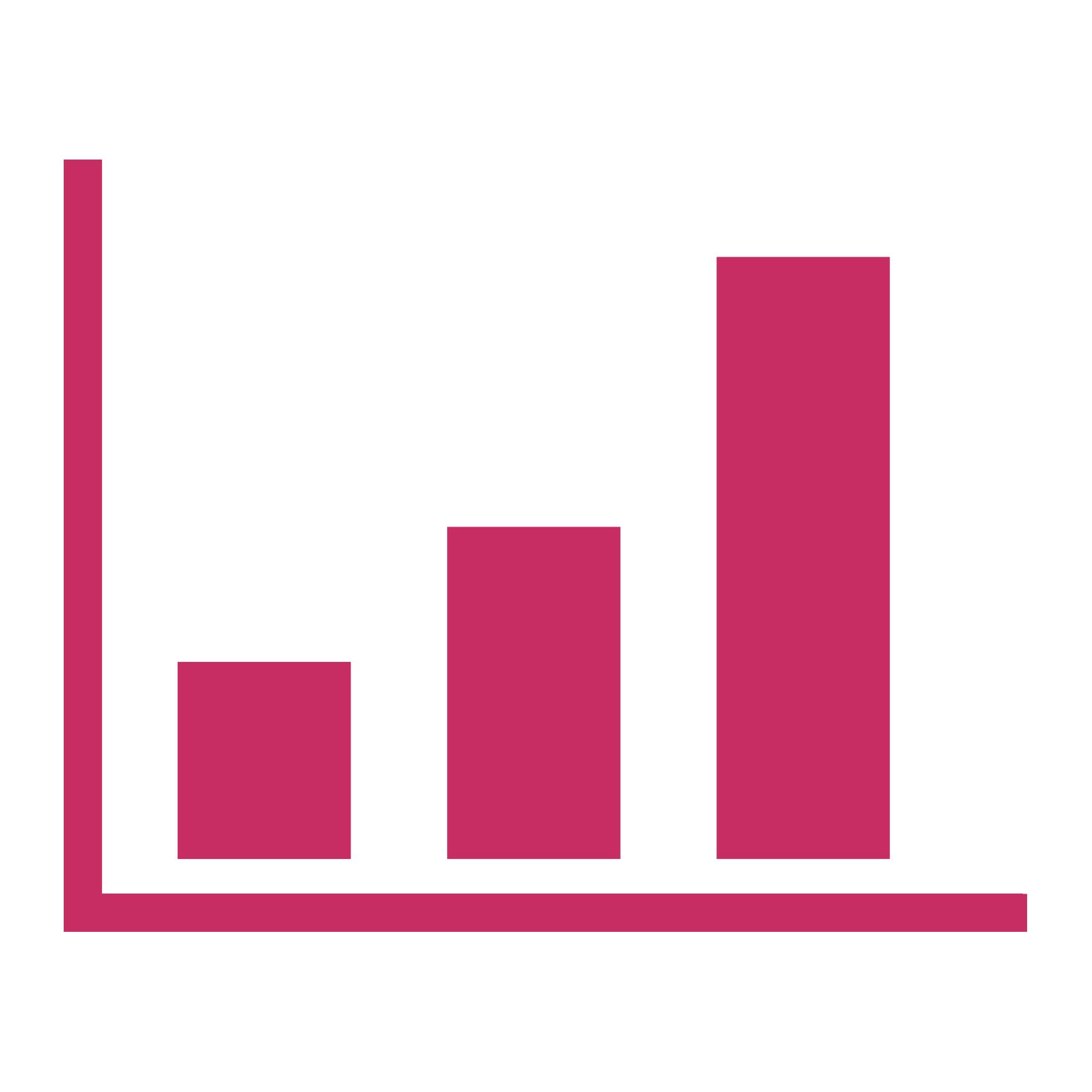 Konvena Visualisierung pink